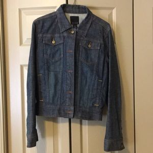 The Limited Jean Jacket Size Large